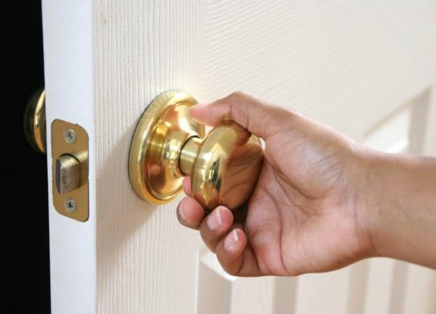 Door knob Small